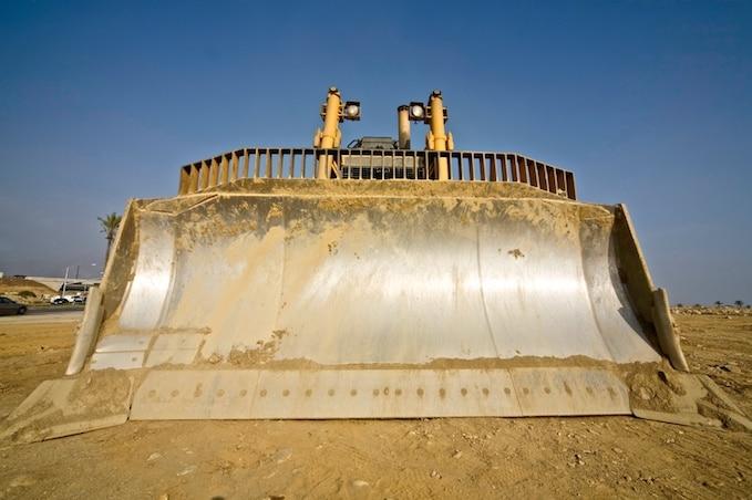 Bulldozer 7