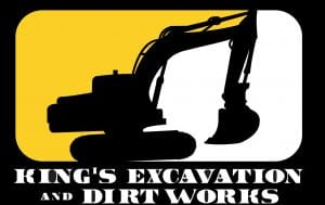 King's Excavation, Specializing In Residential and Commercial Excavation
